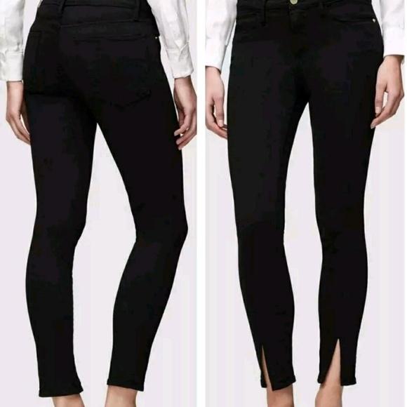 741756e31c016 Frame Denim Denim - FRAME Le High Split Front Skinny Jeans